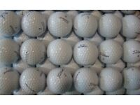 Titliest Pro V1 - Grade A Golf Balls (100 available)