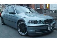 BMW 320D COMPACT 180bhp NICE MUST SEE
