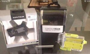 Near new Contour Roam HD camera plus extras Redland Bay Redland Area Preview