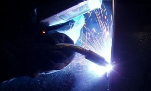MIG Welding---Small repairs and body work
