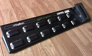 Digitech control one (midi foot controller)