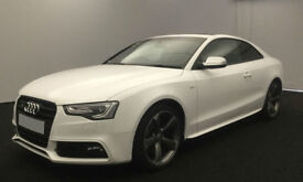 Audi S5 FROM £114 PER WEEK!