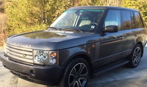 REDUCED!!! 2005 Range Rover HSE AWD SUV