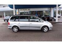2007 seat alhambra 7 seater