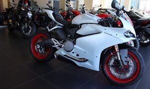 Brand New 2017 Panigale 959 Full factory Warranty  BLK Fri.XTRA