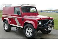 Land Rover Defender 90 300 TDi County Hard Top 4X4 Diesel