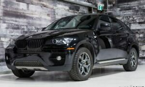 2012 BMW X6 IN MINT CONDITION --5.0 DINAN PACKAGE!! LOW KMS