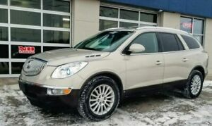 2009 Buick Enclave Blk Leather Sunroof loaded **LOTS WORK DONE**