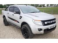 Ford Ranger 3.2 TDCi Diesel Limited Double Cab Pickup 4x4 2015