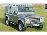 Land Rover Defender 110 XS TDCi Double Cab Pickup Diesel 4x4 2007