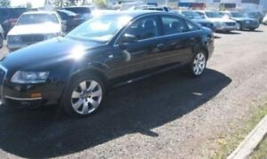 2006 Audi A6 S-Line 4.2 quattro AWD/NAV/BLUTH/ LEATHER/ SUNROOF/