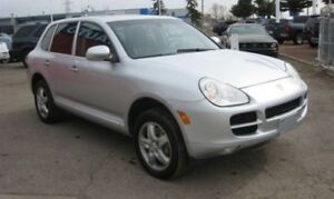 2005 Porsche Cayenne S LOADED /AWD/ NAVI/ LEATHER/ ONLY 108K/ CE