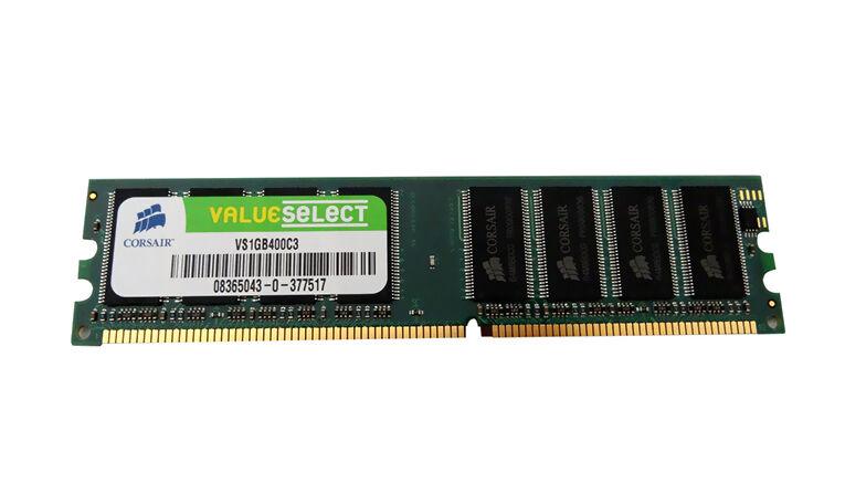 Corsair 1 GB DDR 400 MHz RAM