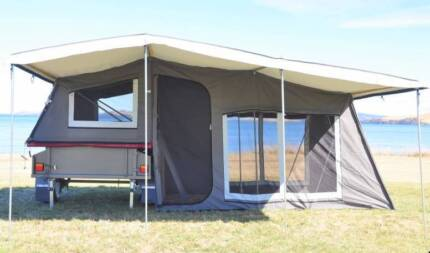 """Introductory """"Family Camper Trailer"""" Super Specials! Fyshwick South Canberra Preview"""