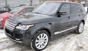 2014 Land Rover Range Rover Full Sizeuper Charged SUV, Crossover