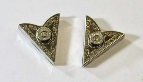 9mm Bullet Head Western Style Real 925 Sterling Silver Men