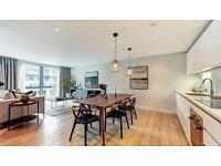 Paddington. Immaculate 3 Bedroom and 2 Bathroom Apartment. Close to staiton