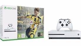 Xbox One 1TB S Console - FIFA 17 Bundle NEW AND SEALED