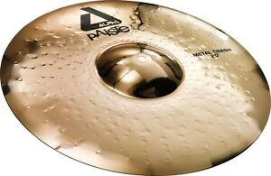 Paiste 18 ALPHA 'B' METAL CRASH - 0882918 - NEW and IN STOCK!