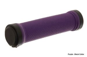 Brand New Brand X Purple Lock On Bike Grips