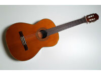 Aria AC-8 Concert Classical guitar - 1970s - Nagoya, Japan...Ex/Condition