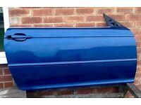 BMW e46 door coupe convertible Titan silver, Topas blue, sapphire black, cosmos black