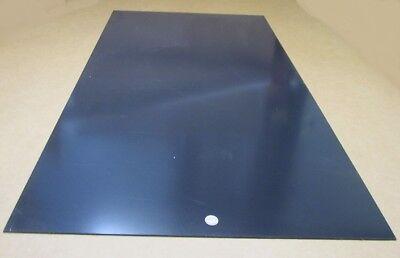Abs Sheet Smooth On Both Sides Black .125 18 X 24 X 48 2 Pcs