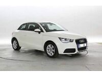 2013 AUDI A1 1.6 DIESEL WHITE, MOT 12 MONTHS, TAX £0, JUST SERVICED, HPI CLEAR