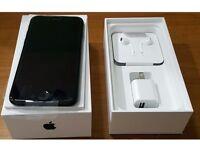 Brand New I Phone 7, Space Grey, 32gb, locked to 02