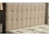 Pick your colour/size - Brand new headboard, single/double/king/super king size