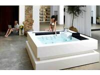 Hot Tub Spa Mediterranean outdoor or indoor