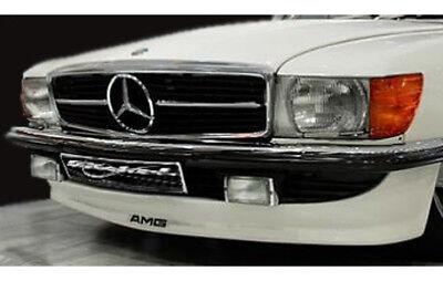 SL SLC R107 W107 Frontspoiler Spoiler AMG Look für Basis Modell Mercedes Benz