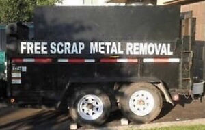 Free Scrap Metal Pick Up / Scrap Appliance Pick Up 905.308.5988