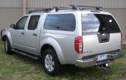 Nissan Navara Ute Canopy