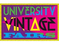 Travelling retail assistant (vintage clothing)