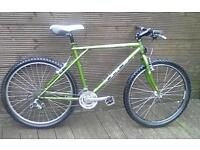 ADULT GT TIMBERLINE MOUNTAIN BIKE WITH 21 GEARS