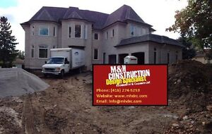 M&H Home Improvement : Custom Home Build and Renovations