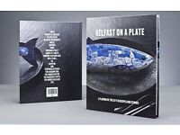 Belfast on a Plate Book - Brand New and Unused