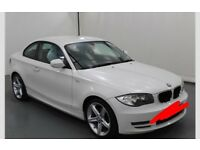 118d BMW Coupe SE White Breaking Spares Salvage