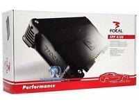 FOCAL FPP-4100 CAR AMPLIFIER BRAND NEW !!!!