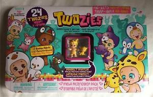 TWOZIES MEGA FRIENDSHIP PACK