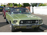 1967 289 Mustang Coupe - Sports Sprint