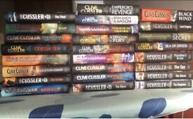 Clive Cussler Collection