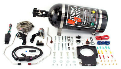 Nitrous Outlet 90mm 2010+ Camaro Plate System (No Bottle)