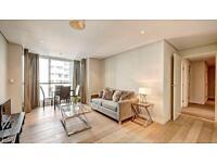 Paddington. West Quay. Two double bedroom, two bathroom apartment in prestigious development.