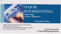 Bookkeeping Services Available in Huron County