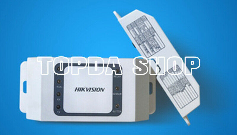 1PC Hikvision DS-K2M080 Gating Module Integrated Door Opening Button
