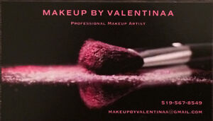 Certified Makeup Artist - Makeup by Valentinaa Windsor Region Ontario image 1