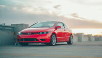 Supercharged Sleeper Civic Si (360 WHP)