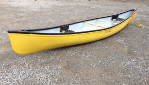 New 16 foot Canoe- reduced price 25%, save $290